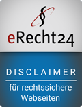 erecht24-siegel disclaimer